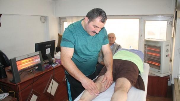 Manuel Terapiye Yoğun İlgi