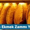 Tosya'da da Ekmek Zamlanıyormu?