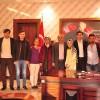 Öğrencilerden Başkan Şahin'e Ziyaret