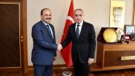 Kültür ve Turizm Bakanı'nı Ziyaret Etti