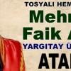 Mehmet Faik AteşTekrar Seçildi