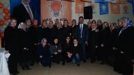 Ak Parti kadın kolları kongersi  yapıldı