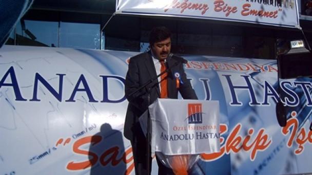 Kastamonu Anadolu Sağlık Grubunda Büyük Gün..Yoğun katılımla beklenen açılış görkemli bir şölendi