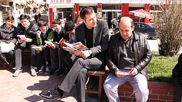 Öğrenciler Kitap Okumanın Önemine Dikkat Çekti