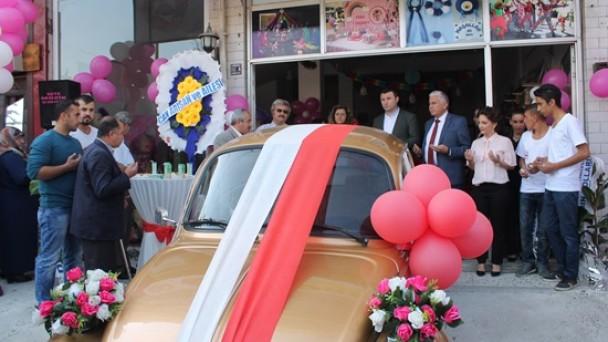 VosVos Organizasyon Dualarla Açıldı