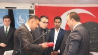 Tosya Ülkü Ocakları'nda Devir Teslim Töreni Yapıldı