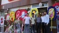 İpek Mobilya Mağazası Dualarla Açıldı