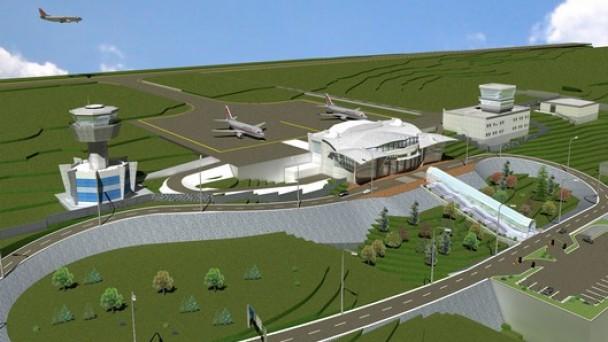 Kastamonu'da yılın olayı; Havaalanı