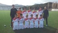 Tosyaspor U-13'ten Muhteşem Geri Dönüş 5-2
