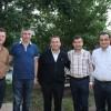 Dr. Enver Eroğlu Tosya'da İftar Yemeğine Katıldı