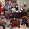 BİK Şube Müdüründen Başkan Şahin'e Ziyaret