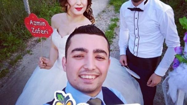 Gözde ve Feyyaz Çiftine Görkemli Düğün