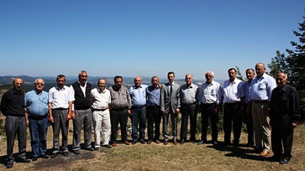 Ziraat Odaları Ağlı'da Toplandı