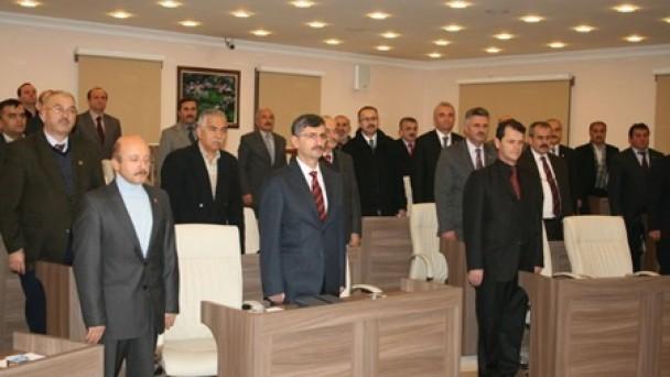 KASMİB Meclis Toplantısında Başkanlara atık su uyarısı