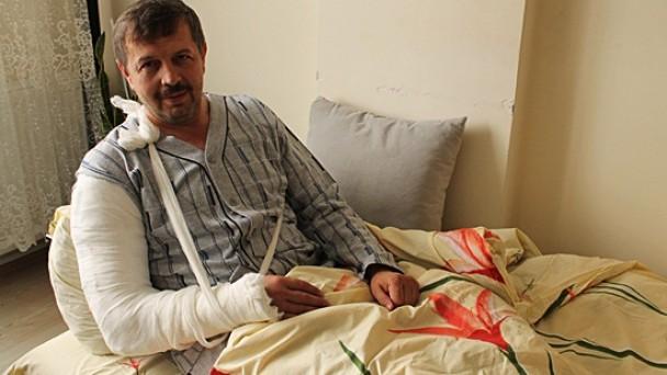 Açıksöz Gazetesi'nden İHA Muhabiri'ne ziyaret