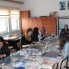 Tosya Fen Lisesi'nden Ebru Kursuna Yoğun İlgi