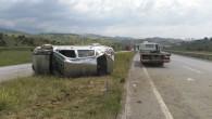 Tosya'da 2 Ayrı Kaza;4 Yaralı