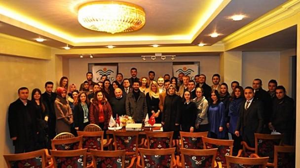 KASGEG'den Etkili İletişim Konferansı