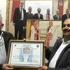 Türkoloji Hizmet Ödülü Verildi