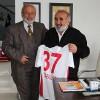 Tosya Spor'dan Gazetemize Ziyaret