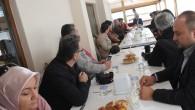 Başkan Şahin Gazetecilerle Kahvaltıda Buluştu