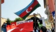 Şenpazar Festivalinde Azerbaycan Rüzgarı Esti