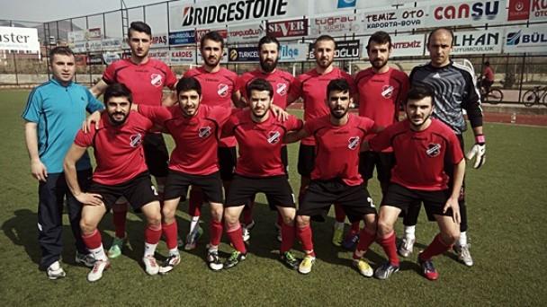 Tosya Spor A.Ş. Osmancık Belediye Spor'u 8-0 Yendi