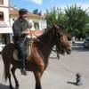Baltacı Köyü Muhtarı Sabahattin Kuzuoğlu