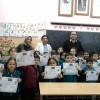 Tosya İlkokulu 1.Sınıf Öğrencilerini Ödüllendirdi