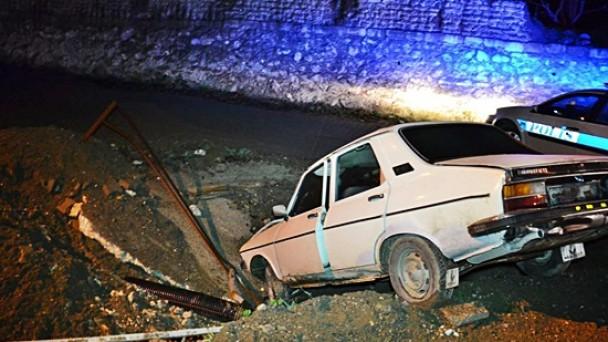 Kazalar Ucuz Atlatıldı