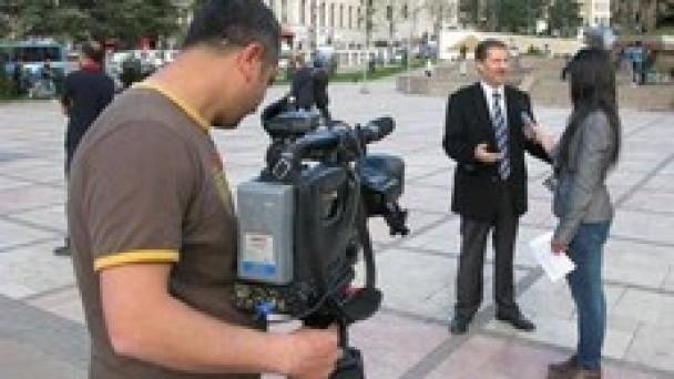 Vali Kara TRT'nin Konuğu