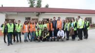 İstanbul Üniversitesi Öğrencilerinden TKS'ye Teknik Gezi