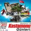 Başkentte Kastamonu Günleri başlıyor
