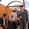 Yenidünya Tosya'da Seçmenlerle Buluştu