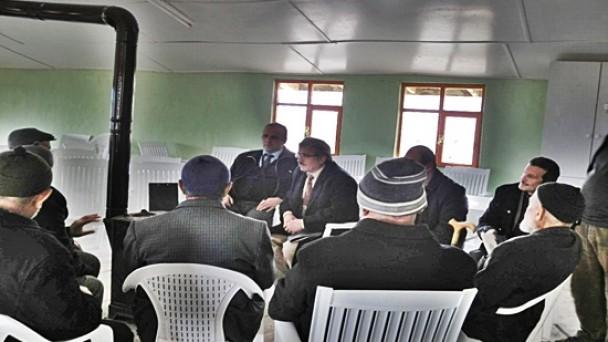 Tosya Sofular Köyünde ÇATAK Projesi Eğitimi Verildi