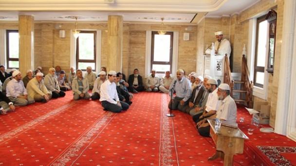 Osmanlı Cami İbadete Açıldı