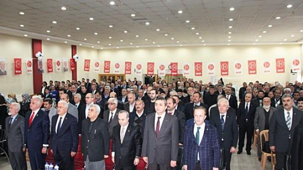 MHP İlçe Başkanı Muvaffak Etyemez