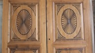 Cami Kapıları Tosya'da İmal Ediliyor