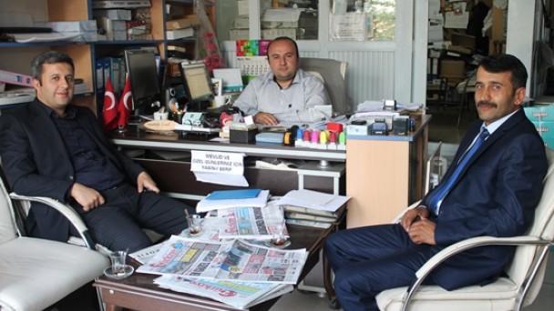 Kargaz'dan Gazetemize Ziyaret