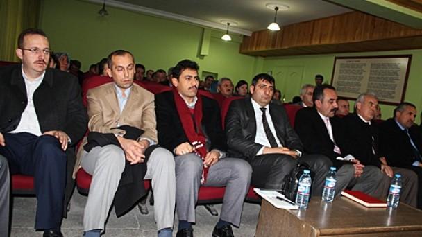 Tosya'da Eğitimcilere Seminer