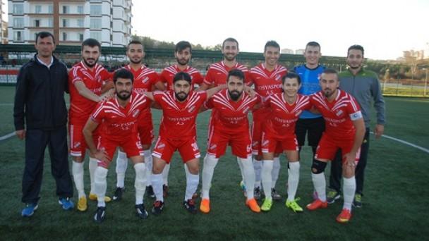Orman spor 1  Tosya Spor A.Ş. 3