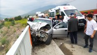 Kazada Ölen Hamile Kadının Çocuğu Anne Karnından Alındı