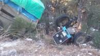 İncebel Köyü'nde Kaza;1 Ölü 1 Yaralı