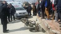 Tosya'da Kaza; 1 Yaralı