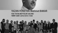 BAŞKAN Tiyatro Oyunu 20 Şubat'ta Tosya'da Sahnede