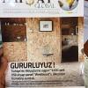 Başkan Ekşi, Tosya Kapısını Ahşap Global Dergisine Anlattı