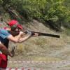 Kurşun ve Trap Atışları Yarışması Düzenlendi