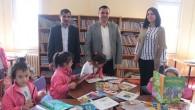 Miniklerden Kütüphaneye Ziyaret