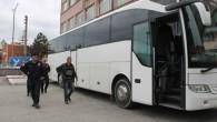 Tosya Polisi Mültecilere Geçit Vermedi