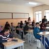 Tosya'da TEOG Sınavına 490 Öğrenci Girdi